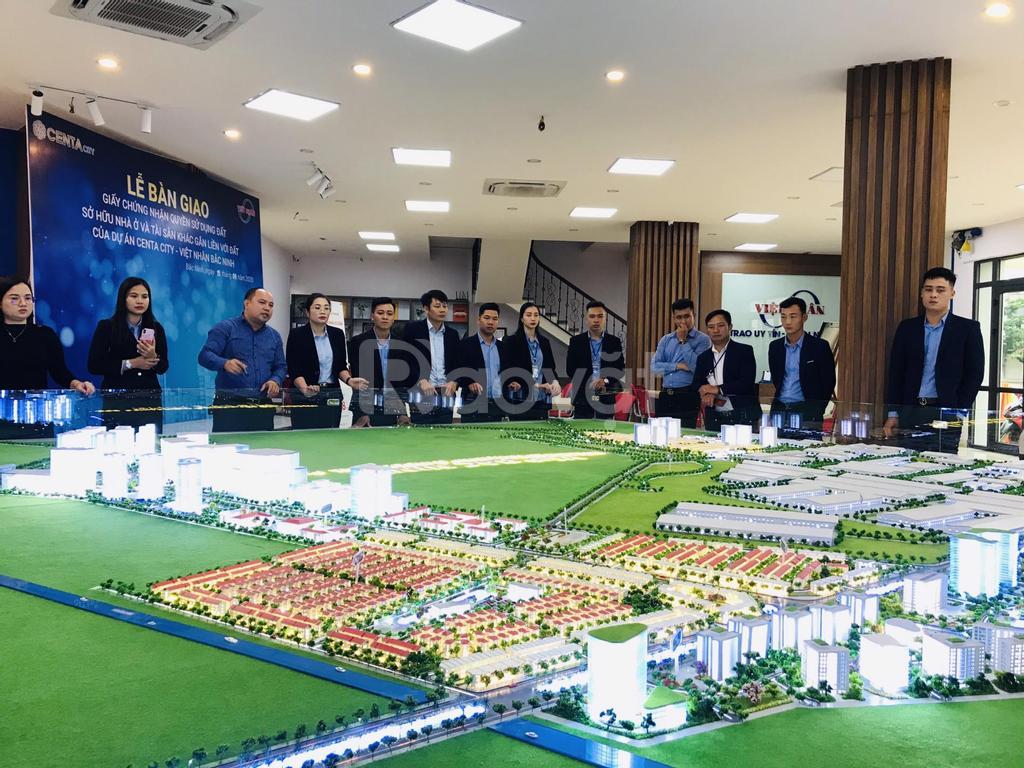 Cơ hội đầu tư F0, nhà phố thương mại tại Bắc Ninh