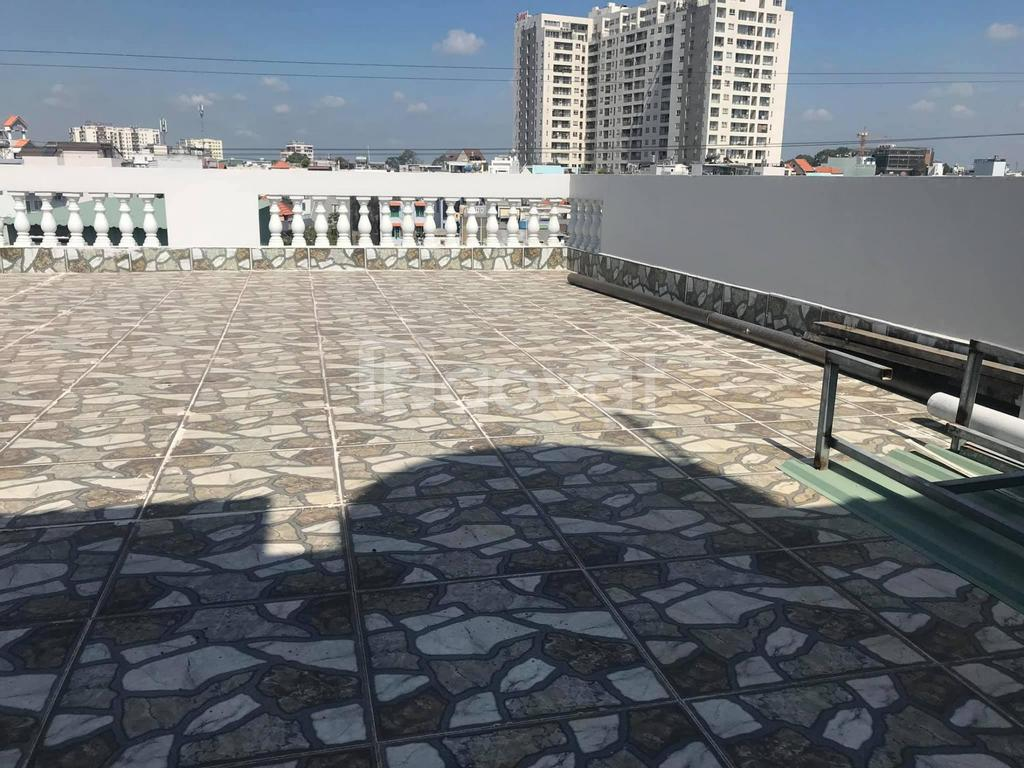 Bán nhà đường Hoàng Hoa Thám Quận Bình Thạnh DT: 72m2