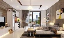 Cho thuê gấp căn hộ 3 PN cơ bản làm văn phòng Vinhomes Phạm Hùng