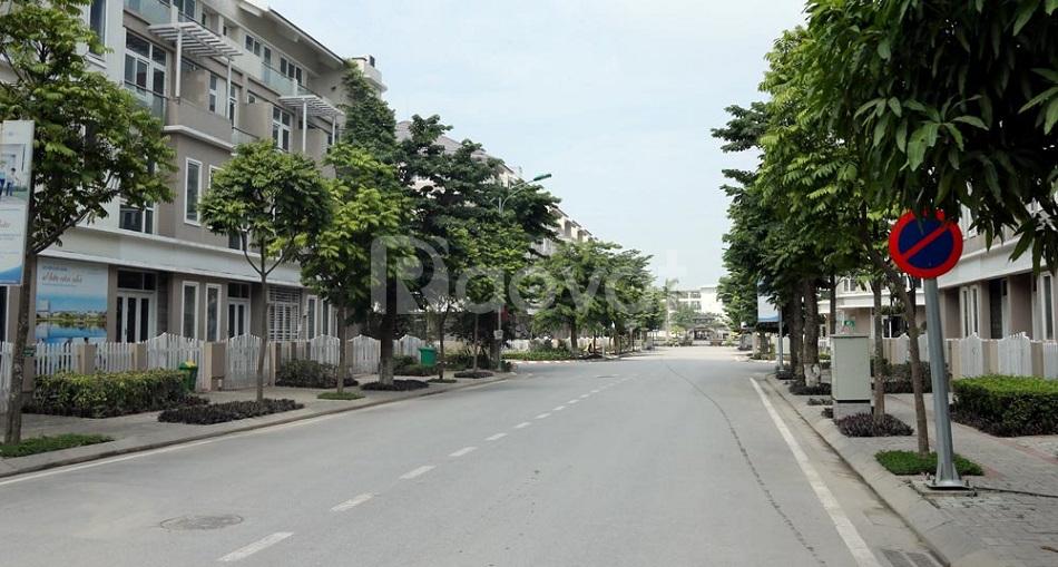 Bán nhà liền kề KĐT Tây Mỗ, Nam Từ Liêm, 90m2x4T, vỉa hè rộng, ô tô