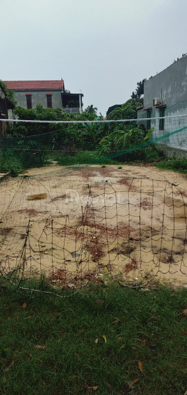 Bán lô đất mặt tiền Nguyễn Kim Chi