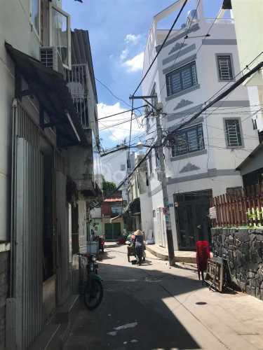 Bán nhà Nguyễn Tiểu La Q10, tổng 200m2, ngang 10m