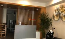 Bán căn hộ dịch vụ 5 lầu, Trần Hưng Đạo, Quận 1, 5 lầu, 9 phòng
