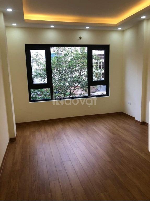 Nhà mới Xuân La 55m2, MT 4m