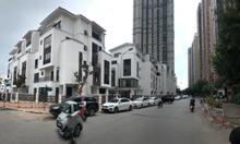 Biệt thự 3,5 tầng, mặt hồ Trung Văn, đường 22.5m, 312m2
