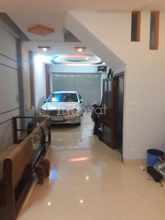 Cần bán nhà 5T 43m2 lô góc, ôtô tránh phố Hạ Đình