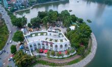 Bán nhà mặt phố Hoàng Cầu, view hồ, 7 tầng, thang máy vi vu