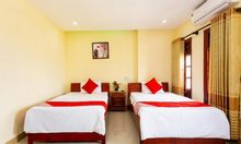 Nhà nghỉ Nguyễn Khánh Toàn, Cầu Giấy, ôtô tránh, 8 tầng, 35 phòng