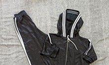Thanh lý set thể thao vải phi lụa màu đen