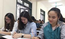 Khai giảng lớp Trung cấp Kế toán học ngoài giờ hành chính tại Hà Nội