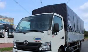Cung cấp xe tải Hino 3.5 tấn, chính hãng, giá chuẩn