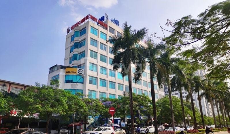Bán nhà mặt phố Lê Đức Thọ, Mỹ Đình, 130m2, MT 8m, 2 mặt tiền