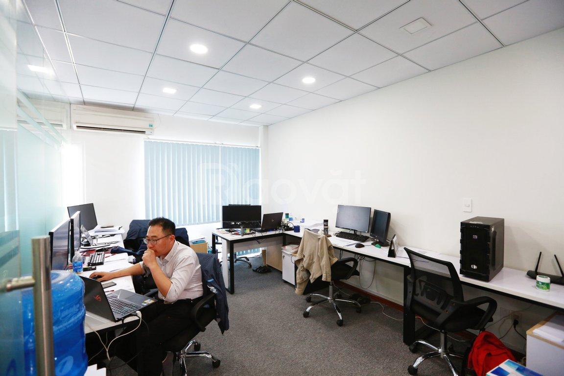 Văn phòng quận 1 full nội thất, ưu đãi mùa dịch