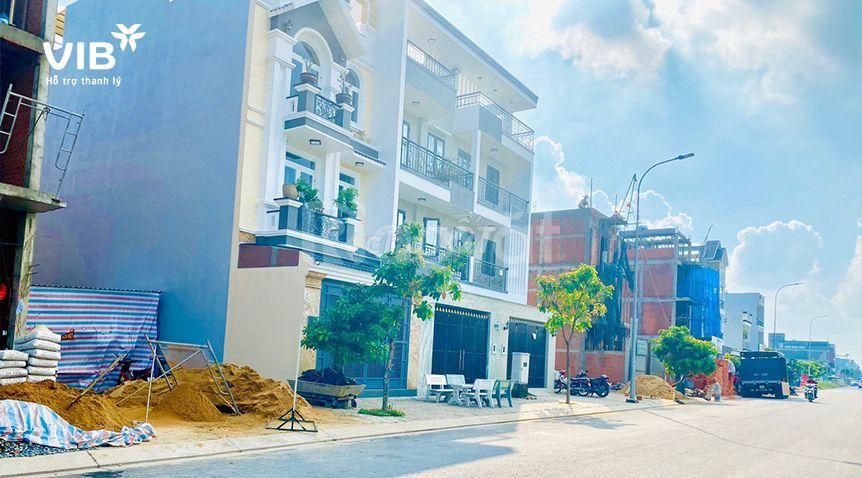 Thanh lý 2 nền nhà phố 6x21m đường lớn trong Khu Tân Tạo
