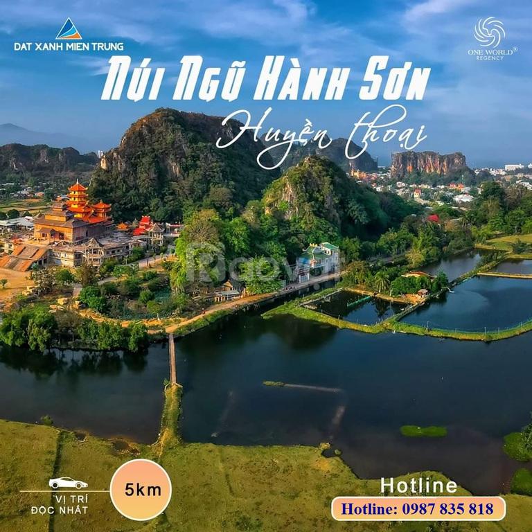Bán đất mặt tiền ven biển Đà Nẵng, phong thủy tốt