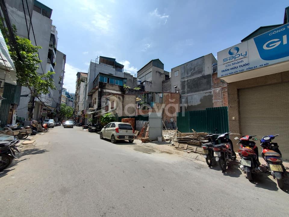 Mảnh đất 170m2 33 tỷ mặt phố Trần Hữu Tước