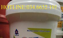 Mỡ chịu nhiệt đa năng Calix L3 xô 17Kg