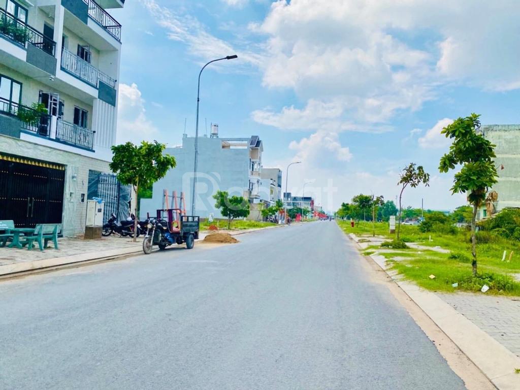 Bán nhanh lô nhà phố 5x24m đường số 7 nối dài , gần AEON Bình Tân