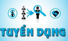 Thông báo tuyển dụng quản lý và nhân viên