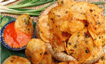 Phân phối bán sỉ sản xuất khoai tây trứng muối phô mai singapore