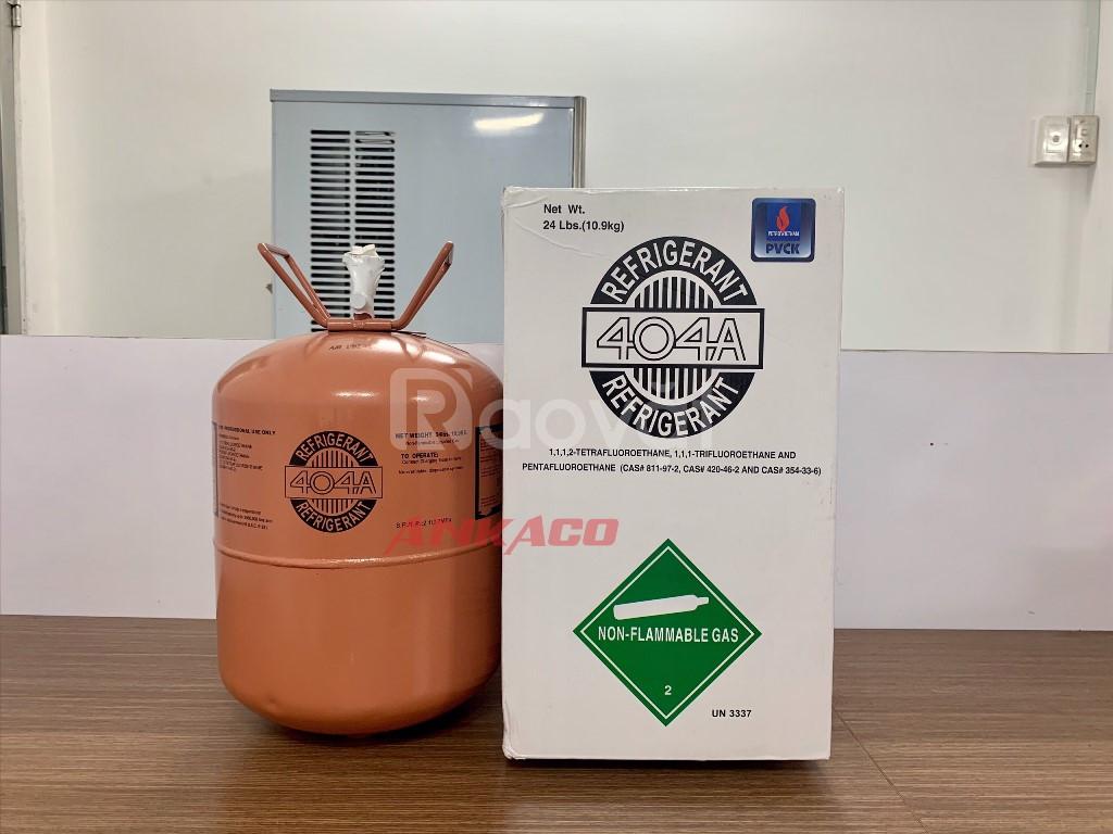 Gas lạnh chính hãng R404a