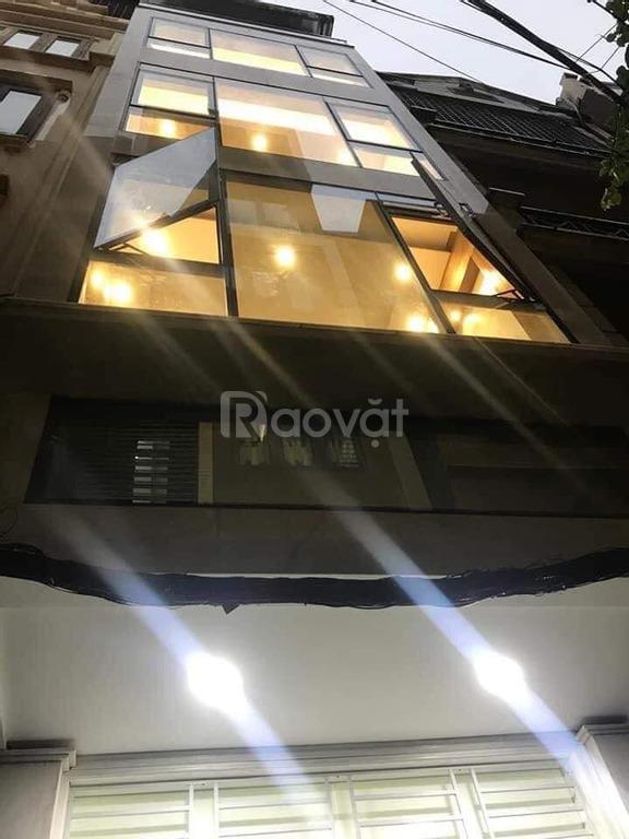 Bán nhà Ngụy Như Kon Tum Thanh Xuân, gara ô tô, 45m2*5T MT5m