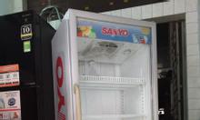 Tủ mát Sanyo dung tích 300 lít, hàng nhập khẩu