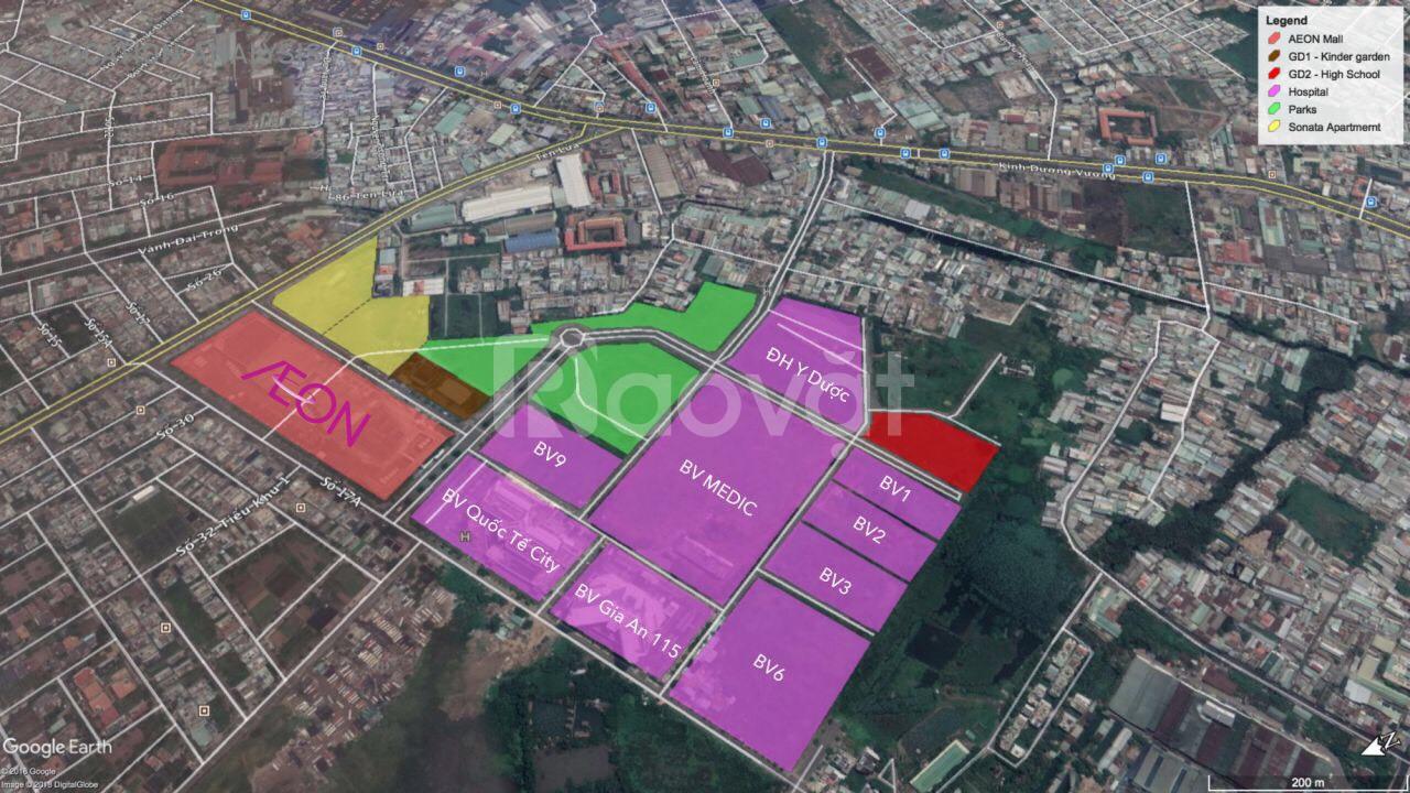 Aio City mở bán tại TP.HCM trong năm 2020