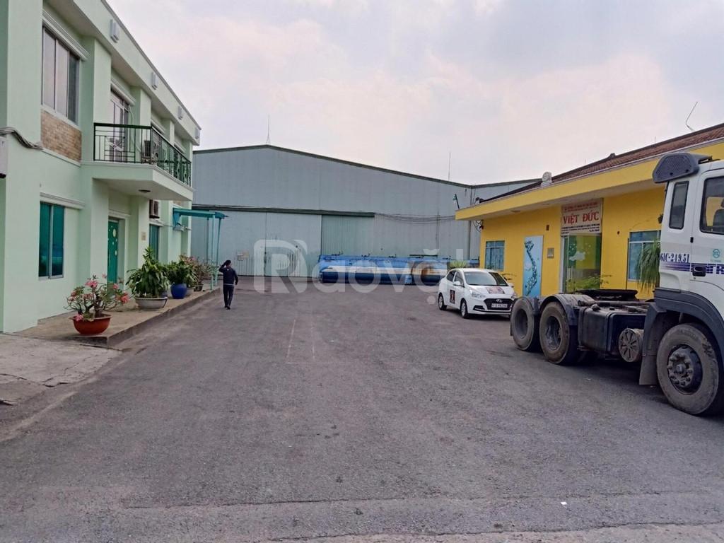 Cho thuê kho KCN Tân Bình, đường CN13, diện tích 2.400m2
