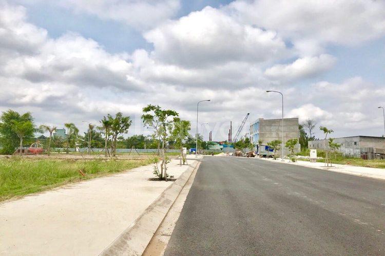 Ngân hàng thanh lý, 10 nền đất tại TTTM Central Mall Củ Chi, SHR