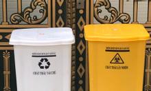 Thùng rác y tế, thùng rác 20 lít, thùng rác 60 lít