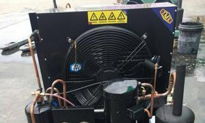 Cụm máy nén kho lạnh copeland 5 hp