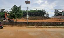 Cần bán gấp 1236m, mặt tiền 35m, trung tâm thị trấn Trới, Hạ Long