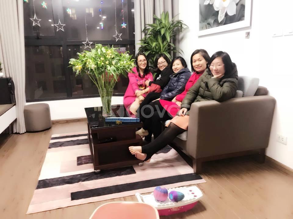 Nhận nhà ở ngay, chung cư Hoàng Mai, đã có sổ, 3PN