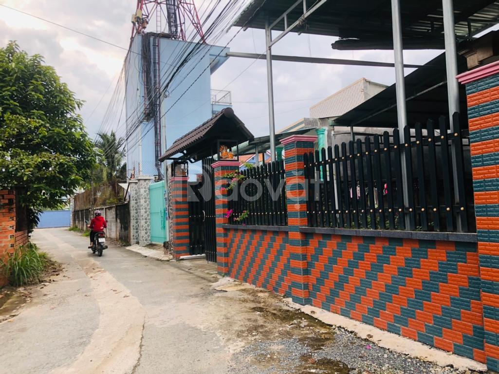 Cần thanh lý gấp 3 lô đất mặt tiền gần chợ Thạnh Phú