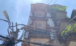 Bán nhà đường Láng, Đống Đa 35m, 5T, MT3.5m