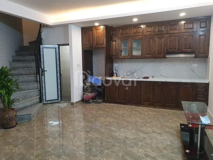 Nhà 3 tầng 35m2 tại Dương Quảng Hàm, 2 mặt thoáng, cách phố 60m