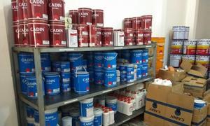 Trung tâm phân phối sơn PU đa năng dùng cho bê tông PU Cadin