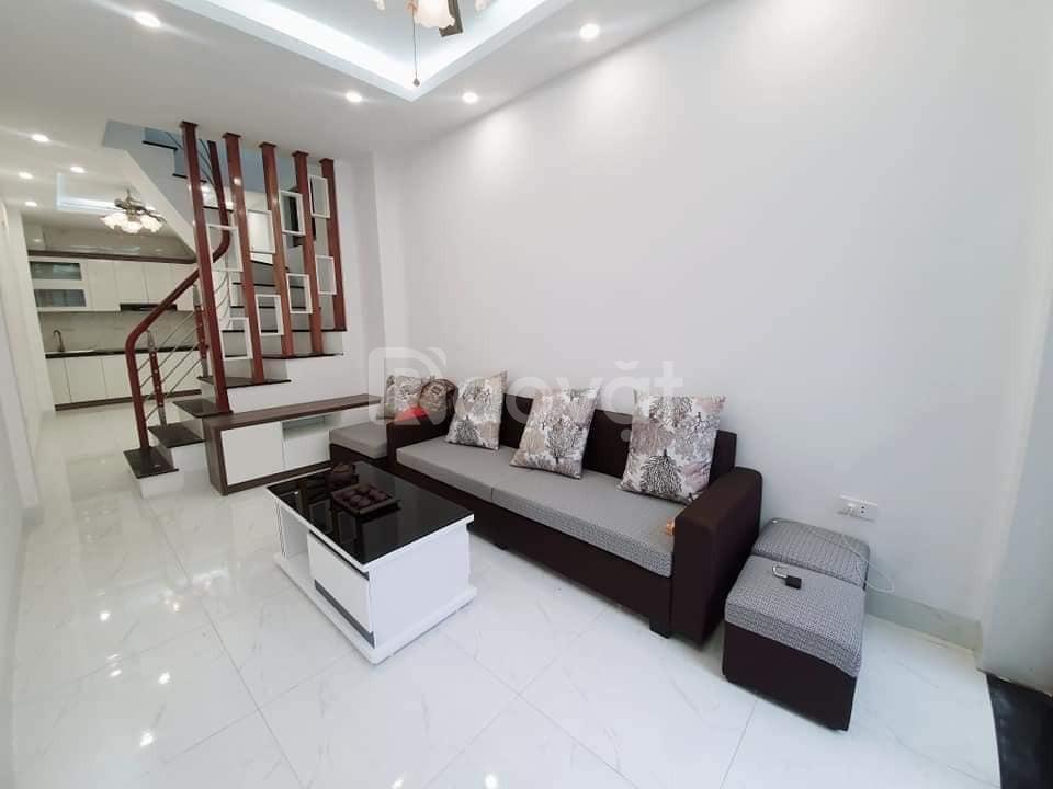 Bán nhà ngõ 14 Huỳnh Thúc Kháng, 52m, 4 tầng