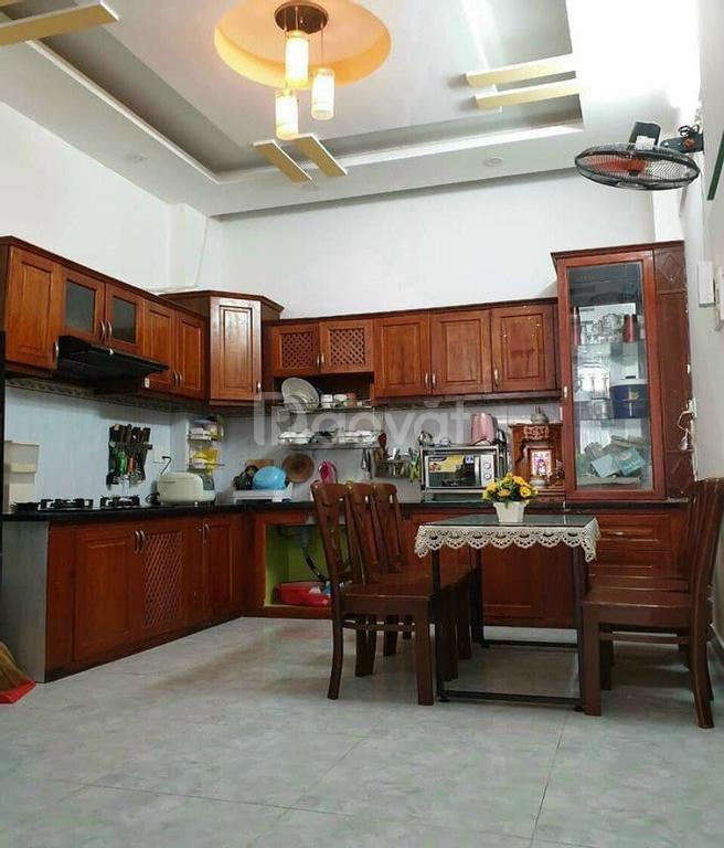 Bán nhà hẻm 6m Bàu Cát, Tân Bình, 4.8x17m, 4 tầng