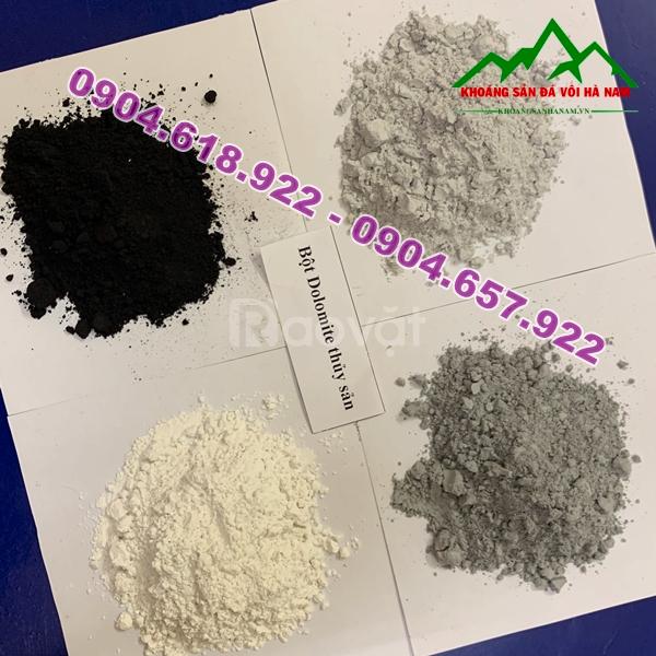 Sử dụng Dolomite trong nuôi ốc bươu đen