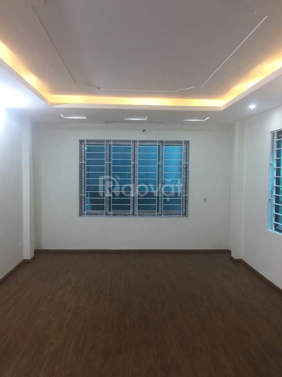 Bán nhà gần chợ đầu mối Xuân Đỉnh, DT 39m2*5T xây mới, ô tô đỗ cổng