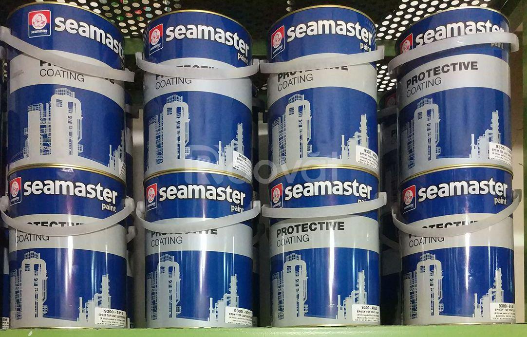 Mua bán sơn Epoxy Seamaster 9300 cho nền nhà xưởng và kim loại