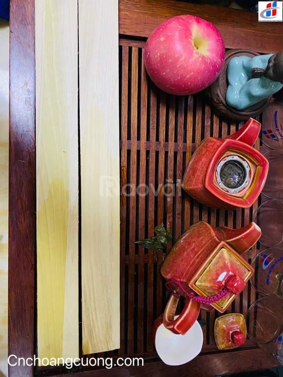 Máy ép vân gỗ