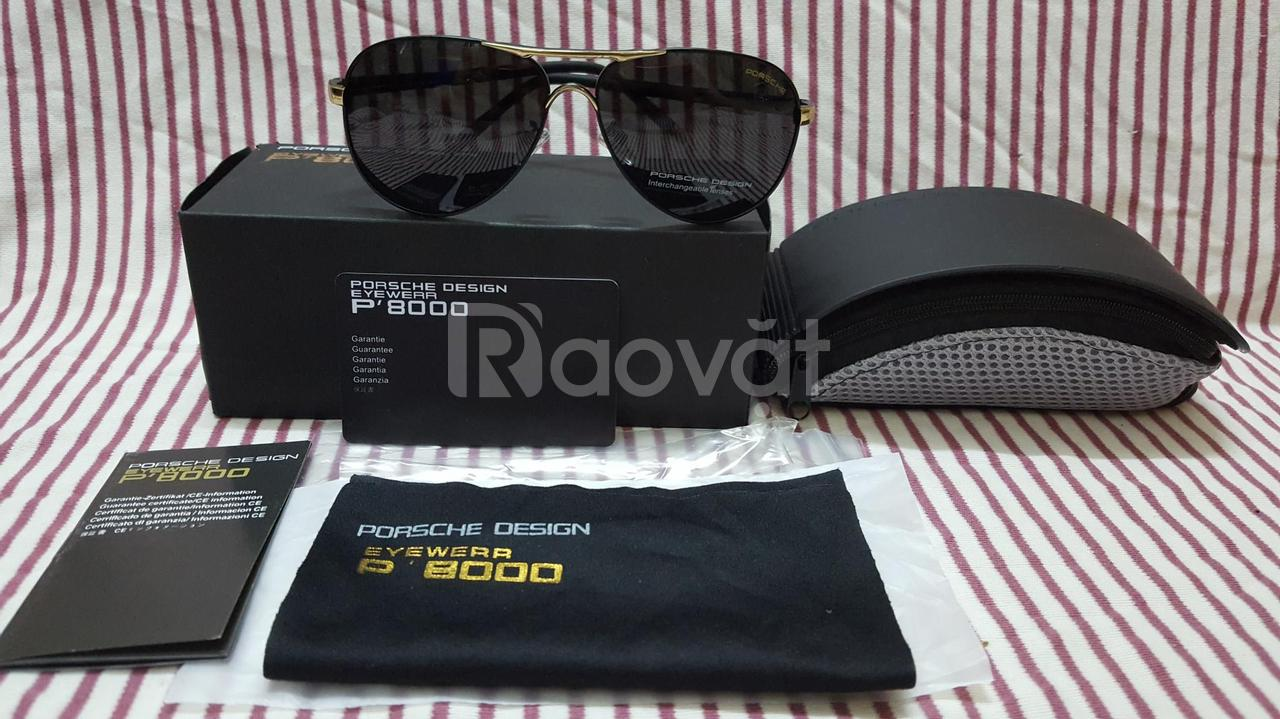 Mắt kính thời trang cao cấp Porsche P8000