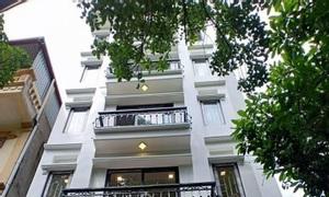 Bán nhà Hoàng Hoa Thám, thang máy, 50m, 6 tầng