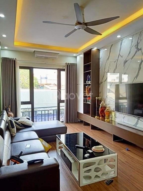 Bán nhà riêng An Dương Vương 35m2*5 tầng, ngõ thông, vị trí đắc địa
