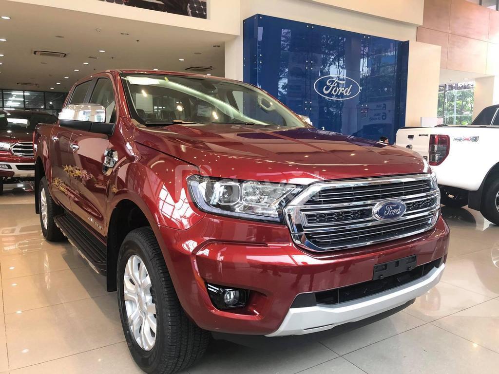 Xe Ford Ranger 2020 nhập khẩu từ Thái Lan