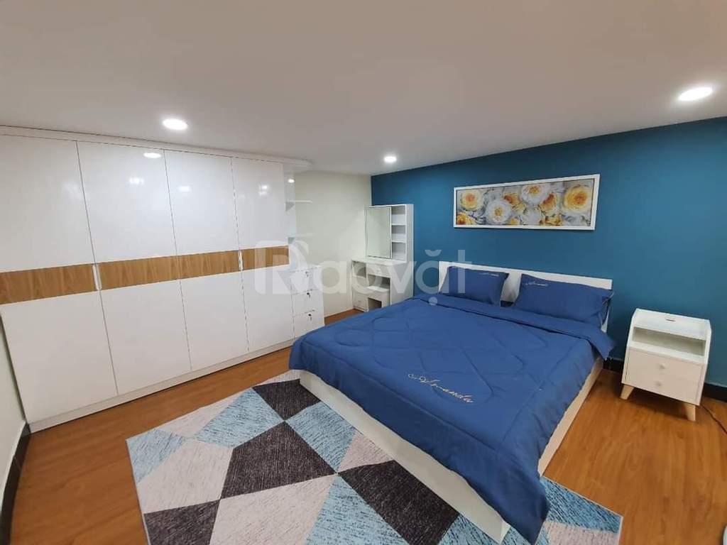 Đầu tư thuê căn hộ mini tại Bình Thạnh 6 năm, full nội thất