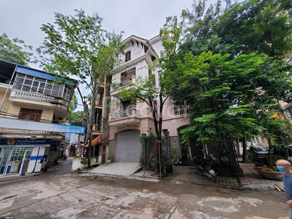 Bán đất phố Ái Mộ, Long Biên, 120m, MT 5m